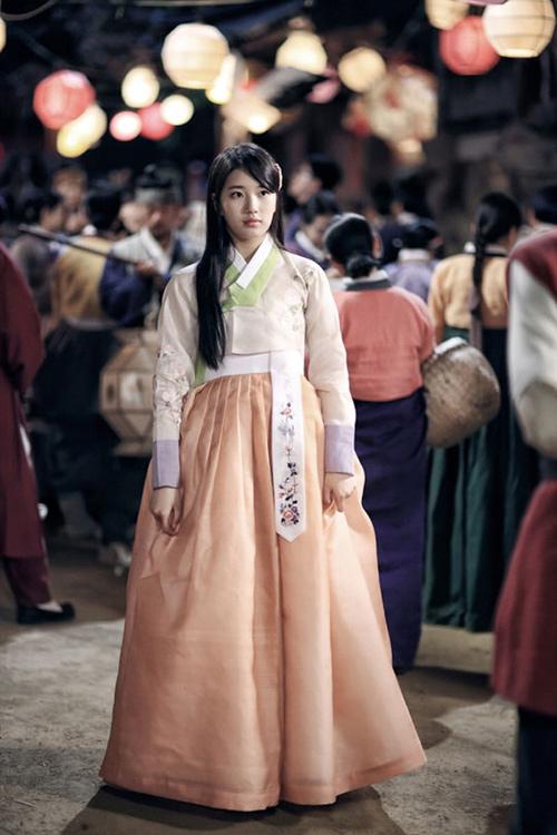 cham diem sao han mac ao hanbok truyen thong - 17
