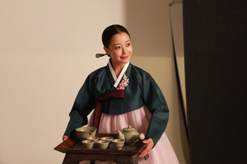 cham diem sao han mac ao hanbok truyen thong - 5