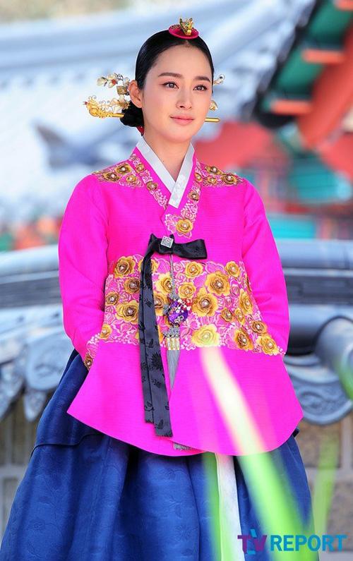 cham diem sao han mac ao hanbok truyen thong - 7