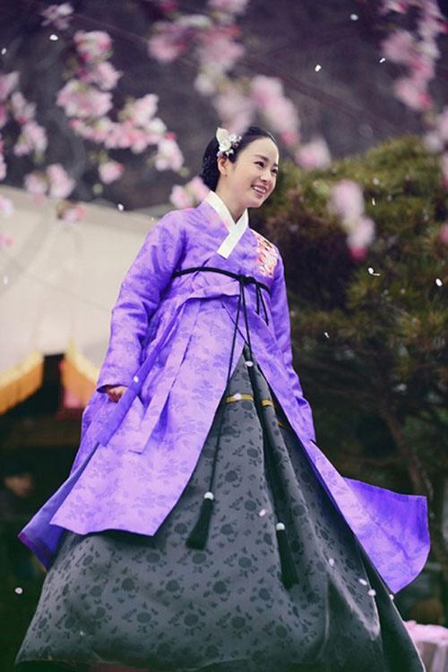 cham diem sao han mac ao hanbok truyen thong - 10