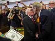 Tin quốc tế - Nước Mỹ chính thức hợp pháp hóa hôn nhân cùng giới