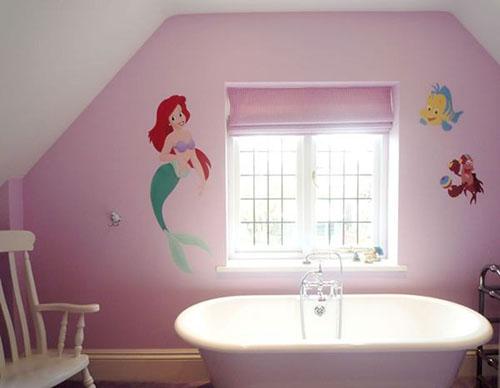 Mẹ khéo tay làm mới không gian phòng tắm-12