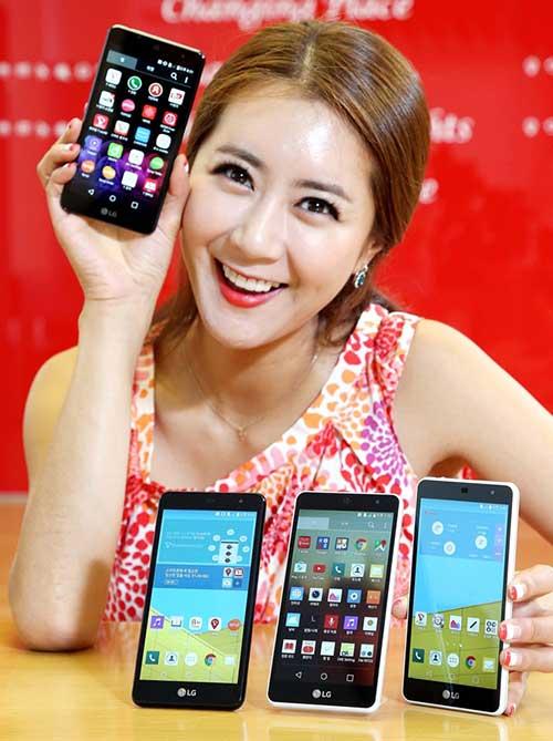 """dien thoai android moi nhat cua lg co loa """"khung"""" 1w - 3"""