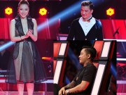 TV Show - The Voice 2015: Mỹ Tâm nể phục chiến lược của Tuấn Hưng