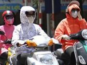 Tin trong nước - Đầu tuần Hà Nội tiếp tục nắng nóng gay gắt