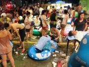 Tin tức - Đài Loan điều tra vụ nổ bột màu khiến 498 người bị thương