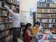 Giáo dục - Thư viện 25.000 cuốn sách miễn phí của ông Cường