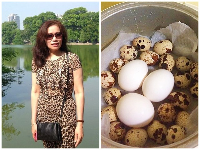 me viet o ucraine mach cach luoc trung khong can nuoc - 1