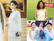 Bà bầu - Điểm danh những bà bầu mới của showbiz Việt 2016