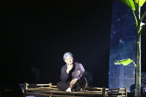 Ca sĩ Phi Nhung khóc và run sợ khi MC Anh Thơ ngã-9
