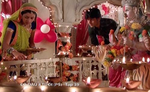 """Nhìn lại quãng đời vật vã vì tình của Anandi 2 trong """"Cô dâu 8 tuổi""""-3"""