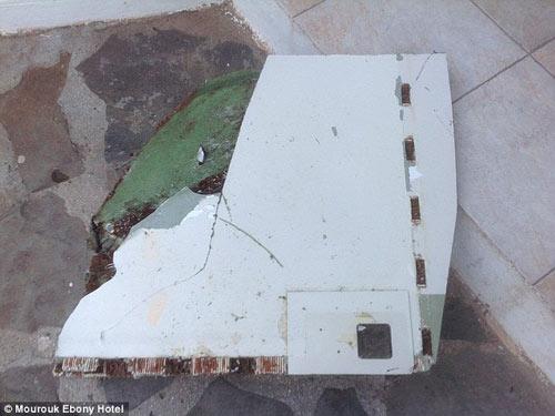 Phát hiện thêm mảnh vỡ nghi của MH370 ở Mauritius-2