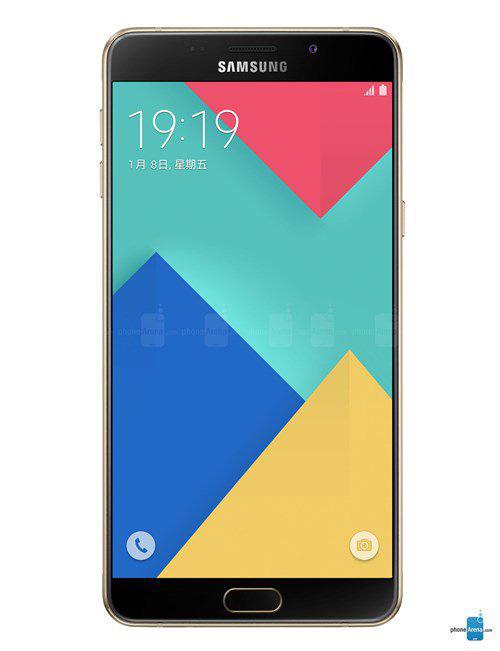 Ra mắt Samsung Galaxy A9 Pro dùng RAM 4G-3