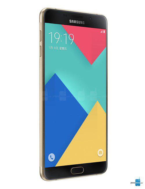 Ra mắt Samsung Galaxy A9 Pro dùng RAM 4G-6