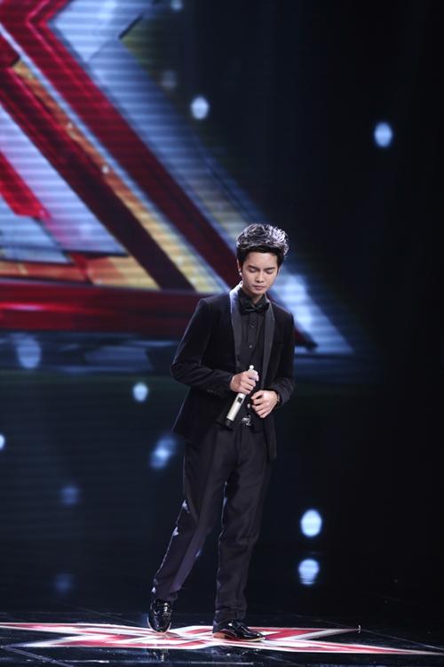 Gái xinh 1m76, chàng trai có mẹ ung thư phổi chinh phục X-Factor-5