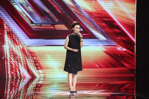 Gái xinh 1m76, chàng trai có mẹ ung thư phổi chinh phục X-Factor-9