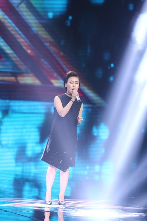 Gái xinh 1m76, chàng trai có mẹ ung thư phổi chinh phục X-Factor-8
