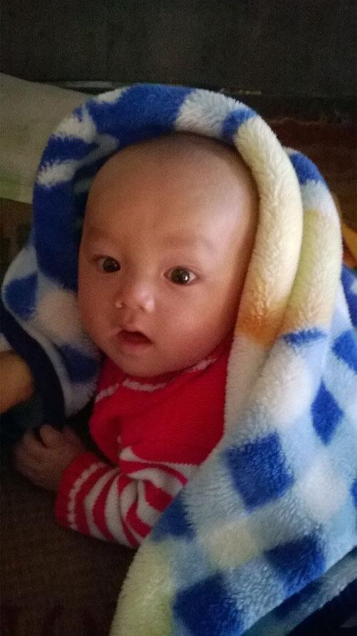 chu hao nhien - ad21854 - nhoc con tinh nghich - 1