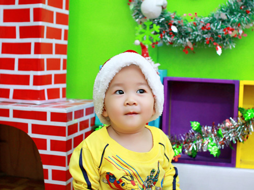 nguyen tran vinh khang - ad56584 - anh chang me hat - 1