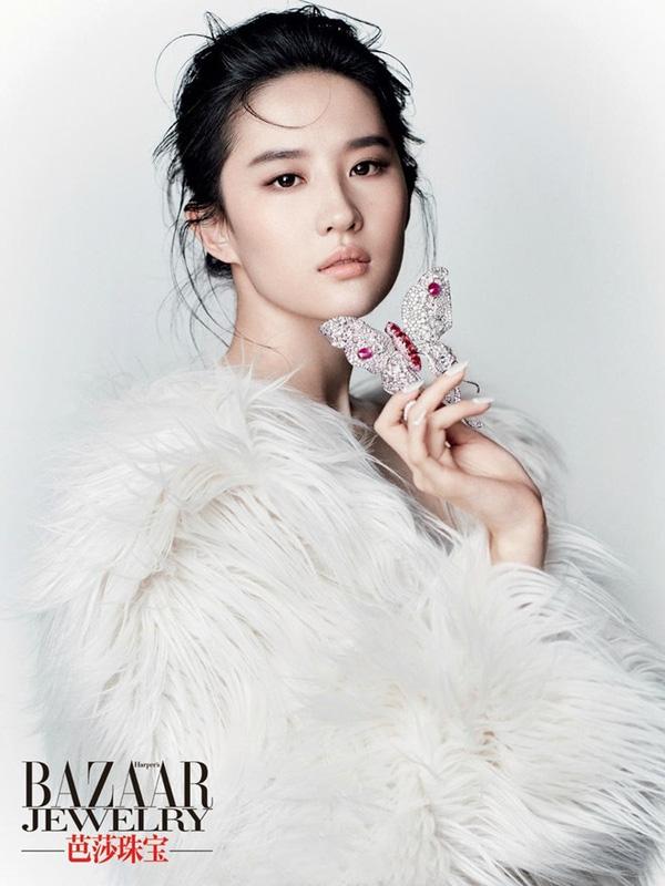 Top 10 người đẹp Châu Á thiếu Phạm Băng Băng, Kim Tae Hee-10