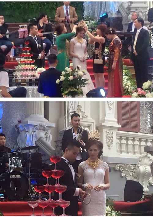 video: dam cuoi nam dinh, co dau doi vuong mien 100 cay vang - 1