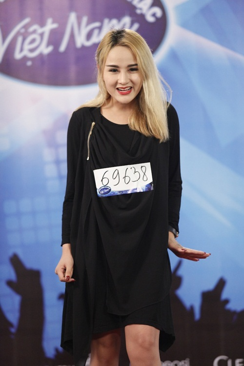 "hotboy, hotgirl ""dua nhau"" do bo vietnam idol 2016 - 13"
