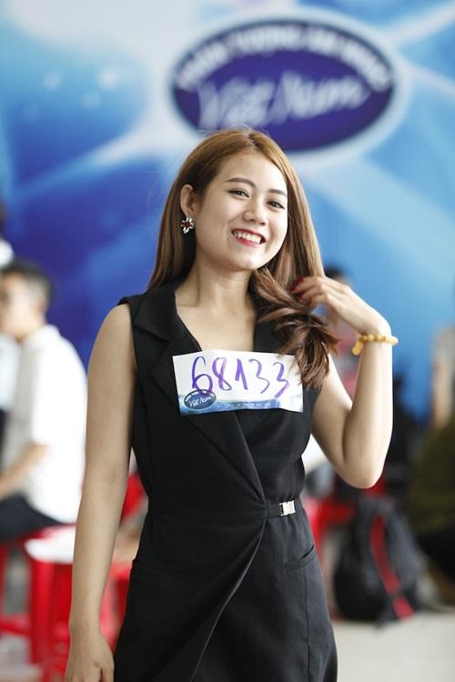 "hotboy, hotgirl ""dua nhau"" do bo vietnam idol 2016 - 8"