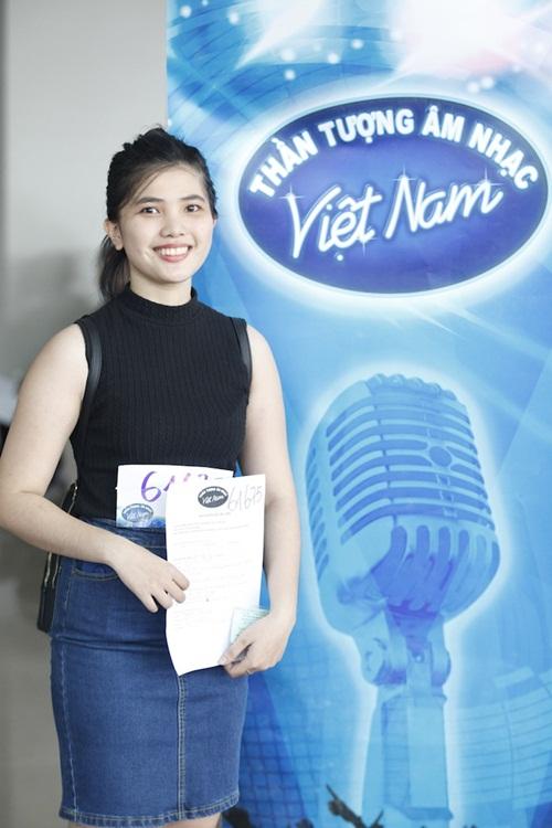 "hotboy, hotgirl ""dua nhau"" do bo vietnam idol 2016 - 9"