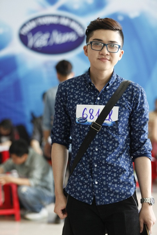 "hotboy, hotgirl ""dua nhau"" do bo vietnam idol 2016 - 10"