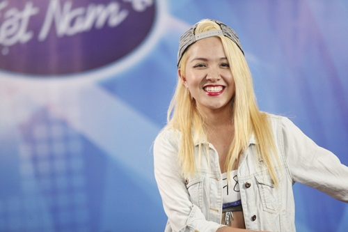 "hotboy, hotgirl ""dua nhau"" do bo vietnam idol 2016 - 7"
