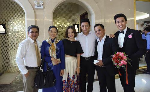 """luong the thanh tro thanh """"con trai"""" cua le phuong - 2"""