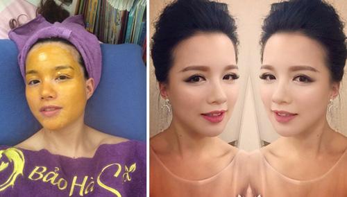 """mc trang moon:  de bau bi van xinh nhu """"hot girl"""" - 3"""