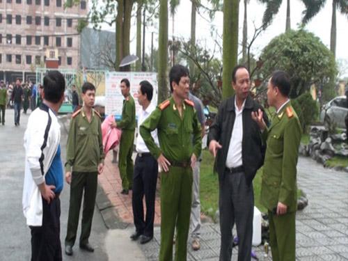 pgd cong an thai binh ke phut giai cuu nu sinh truong y - 2