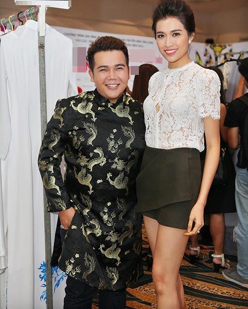 truong thi may dep long lay, quy phai voi ao dai - 3
