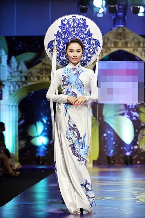 truong thi may dep long lay, quy phai voi ao dai - 9