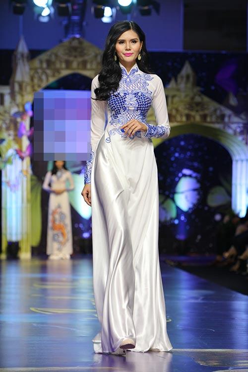 truong thi may dep long lay, quy phai voi ao dai - 4