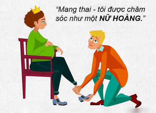 """nhung tinh huong """"cuoi ra nuoc mat"""" chi me bau moi hieu - 2"""