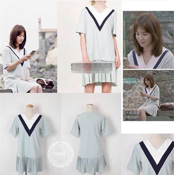 """shop thoi trang """"hot bac"""" nho vay ao song hye kyo - 17"""