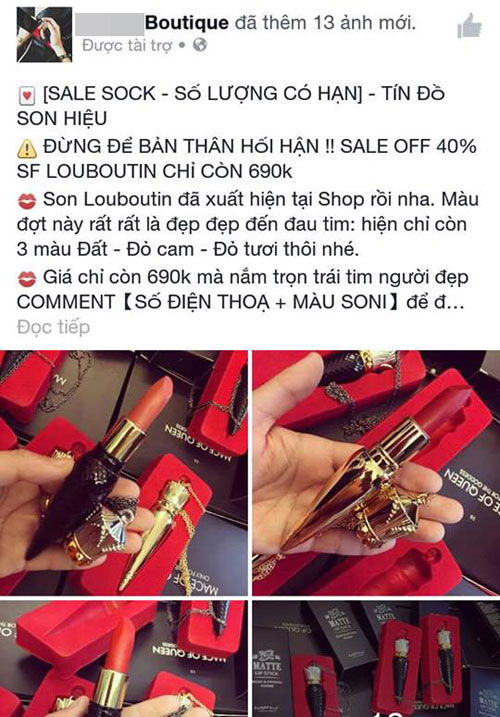 can than hong moi vi son louboutin gia gia beo bot - 6