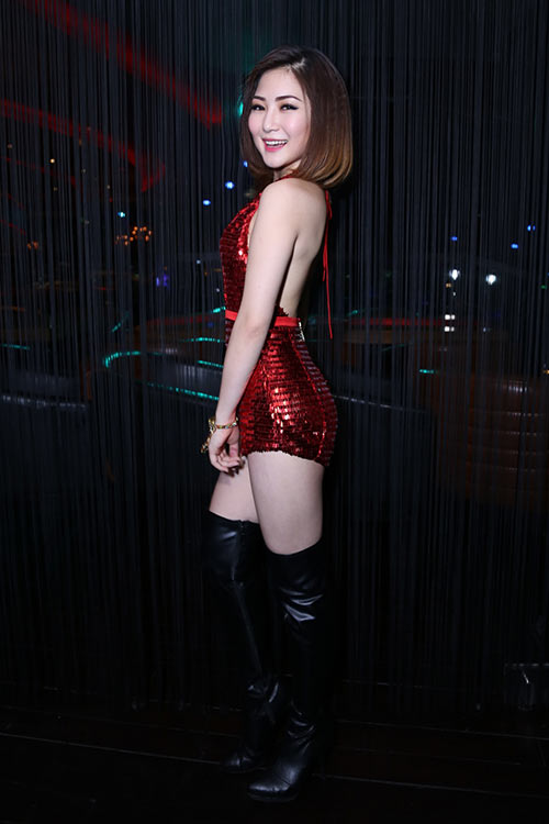 hau the remix, huong tram lai sexy, boc lua tro lai - 3