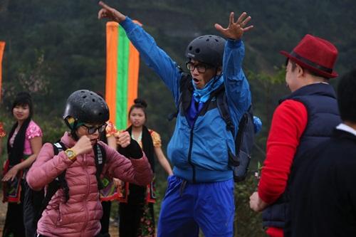 """huong giang idol che nguoi yeu """"kem"""", tien dat ung dung ve nhat - 15"""