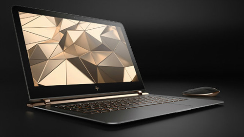 can canh laptop mong, nhe nhat the gioi hp spectre 13 - 1