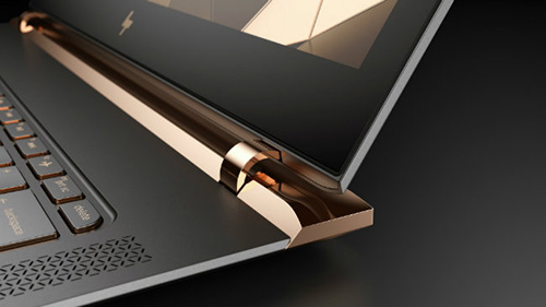 can canh laptop mong, nhe nhat the gioi hp spectre 13 - 3