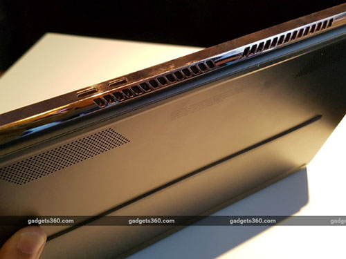 can canh laptop mong, nhe nhat the gioi hp spectre 13 - 8