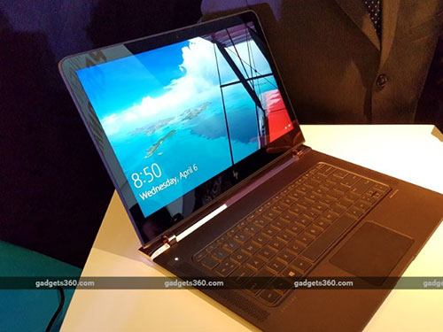can canh laptop mong, nhe nhat the gioi hp spectre 13 - 9