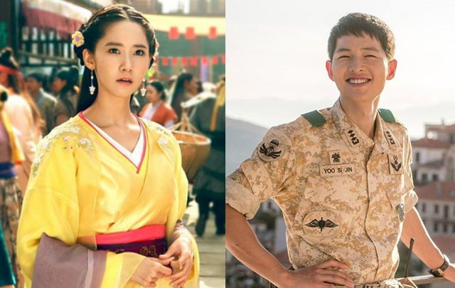 danh bai song joong ki, yoona gay chu y tai san bay - 3