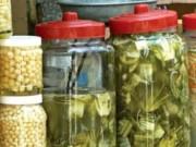 Tin trong nước - Rùng mình những món ăn thường ngày bị phát hiện có chất cấm vàng ô