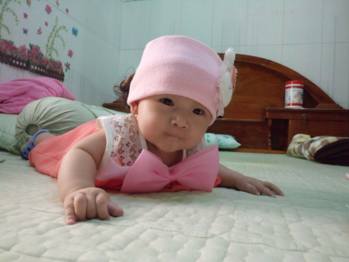 huynh khanh vy - ad22707 - nu cuoi keo ngot - 1