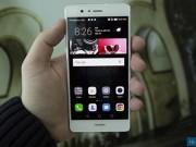 Góc Hitech - Smartphone P9 Lite của Huawei chưa ra mắt đã lộ ảnh trên tay