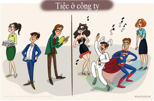 10 hinh anh 'chuan khong can chinh' ve dan van phong - 9